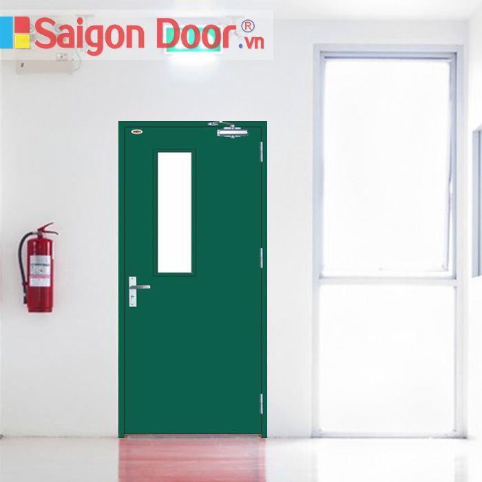 Chia sẻ cách chọn kích thước cửa thép chống cháy