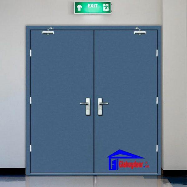 Những lưu ý quan trọng nhất về kích thước cửa thoát hiểm