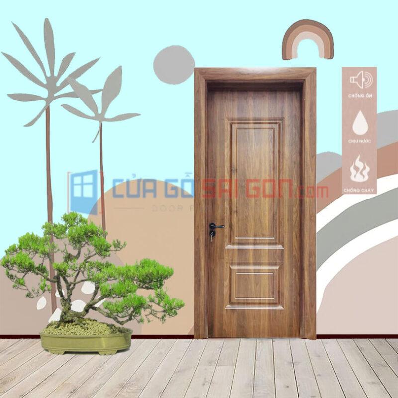 Cửa gỗ chịu nước là gì? Tác dụng không ngờ của cửa gỗ chịu nước